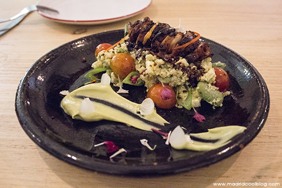 madrid-cool-blog-navaja-ensalada-quinoa-pulpo